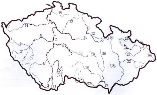 Vodstvo Ceske Republiky